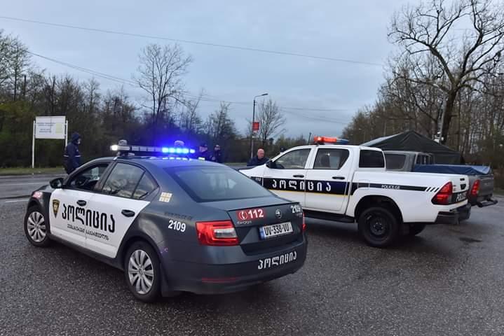 პოლიციამ იმერეთში ''ქურდული სამყაროს'' მხარდაჭერის ბრალდებით ერთი პირი დააკავა